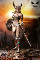 """Phicen Tariah Silver Valkyrie 1/6 Scale Female Action Figure 12"""" Full Set Toy"""