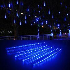 8 x 30cm LED Meteor Shower Rain Light Tube Waterproof  Falling String Light USB