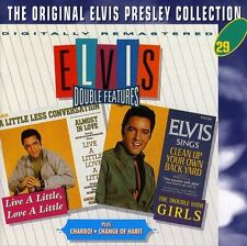 Presley Elvis - Live A Little Love A Little  Charro!  The Troub [CD]