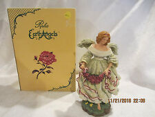 """Pipka Earth Angels """" Angel of Roses"""" #13804 Limited Edition #660/5400 1998"""