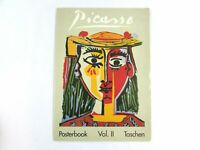 "Picasso Taschen Posterbook Volume II 1993 17"" x 12""  Posters"