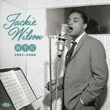 JACKIE WILSON NYC 1961-1966  NEW & SEALED 60s SOUL CD (ACE) RARE UNISSUED R&B
