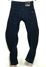 """G-STAR RAW """"ARC LOOSE TAPERED"""" JEANS Size W:28 L:30"""