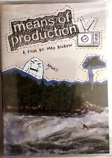 Means Of Production Whitewater Kayaking Dvd Kayak Paddling Video By Max Bilbo