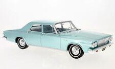 1963 Chrysler Newport 4-Door Sedan Light Green Met by BoS Models LE of 504 1/18