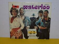 "SINGLE 7"" - ABBA - WATERLOO - EUROVISION SONGCONTEST 1974 - AUSTRO MECHANA"