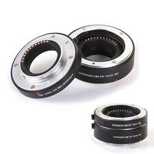 FOTGA Auto Focus AF Macro Extension Tube 10mm16mm Set for Nikon 1 Mount J1 J2 J3