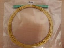 Jarretière, fibre optique Monomode Simplex 9/125 SC-APC / SC-APC 5m NEUVE