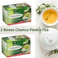 Stone Breaker Chanca Piedra Herbal Tea - 100% Naural from Peru (2x 25 Tea Bags)