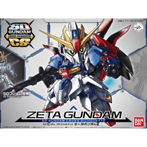 Bandai 5059572 SD Cross Sihouette Z Gundam Brand New
