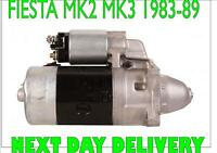 Ford Fiesta MK2 MK3 1.0 1.1 1.3 1.4 1983 1984 1985 To 1989 Motor de Arranque