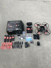 Brand New Ehang Ghostdrone 2.0 VR Drone (Apple iOS Compatible), Black/Orange
