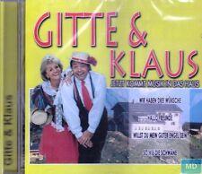 Gitte & Klaus + CD + Jetzt kommt Musik in das Haus + 12 tolle Lieder + NEU +