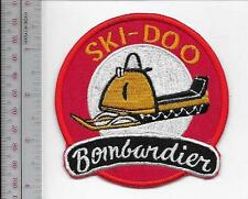 Snowmobile Ski-Doo Bombardier 1964 and 1965 Promo Valcourt, Quebec Patch