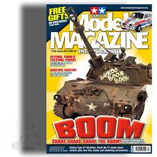 TAMIYA MODEL MAGAZINE INTERNATIONAL ISSUE 267 JANUARY 2018