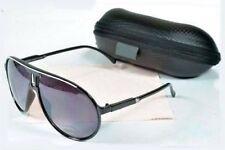 Lunettes de soleil style carrera noir et blanc UV400 Catégorie 3 - CE