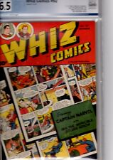 whiz comics.92 pgx.6.5.