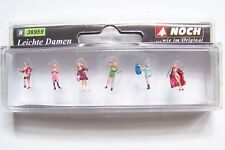 N scale Noch SIX Ladies of the Night FIGURES # 36959