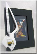 "PRINCE  Miniature Guitar Frame Model ""C""  King Pin"