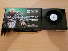 NVIDIA GeForce MSI n280gtx-t2d1g-oc GTX 280 1gb tarjeta de vídeo
