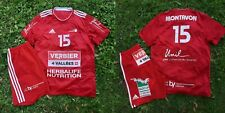 Lausanne Universite Club Voleeyball Match Worn Swiss 2018/19 # Mathias Montavon