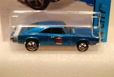 Hot Wheels 2015 '69 Dodge Charger 500 #19/250