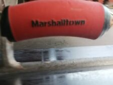 18 x 4 1/2 inch Marshalltown SS Finishing trowel