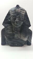 Egyptian Bust Ramses II Marble