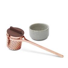 Tea Leaf Strainer Toast Living Weaver Tea Infuser Filter Copper