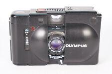 Olympus XA analoge Kleinbildkamera mit A16 Flash