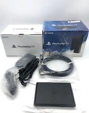 ? Sony PlayStation TV PS Vita - Schwarz Spielekonsole in OVP PSP PS3 PS4 TOP! ?