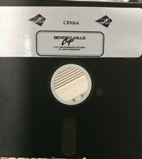 Beverly Hills Cop (Tynesoft 1990) Commodore C64 (Diskette) 100% ok