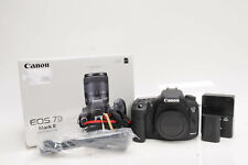 Canon 7D Mark II 20.2MP Digital Camera Body                                 #340