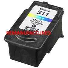 Rem. CL-511 CL511 colour ink cartridge for Canon MP240 MP270 MX330 printers