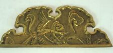 Solid Brass Cast Cabinet Fitting Decorative Victorian Phoenix Design