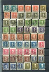 AUSTRIA WWI OCCUPATIONS M&U Lot 200+ Stamps