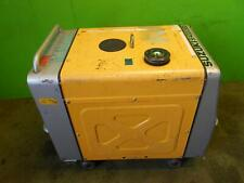 SUZUKI SE4000SED Site petrol Generator 230V 115V