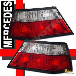 86-95 Mercedes Benz W124 E400 E320 300E Tail Lights RH + LH