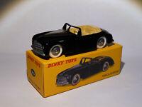 Simca 8 sport cabriolet - ref 24 S / 24S  au 1/43 de dinky toys atlas