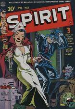The Spirit #20 Photocopy Comic Book