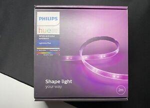 PHILIPS Hue White & Colour Ambiance Smart LED Lightstrip Plus - 2 m | V3