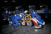 Original 35mm Slide F1, Saldana/Morin/Yvon - Cougar C28LM, 1992 Le Mans 24 hours