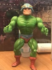 1980s Vintage masters of the universe action figure man at arms he-man Motu