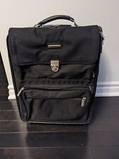 Renwick Small Black Carry On Luggage - Like New