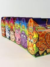 25 x mondo degli animali per bambini feste/farina di scatole