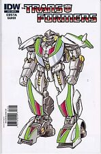 The Transformers #12 Figueroa Variant. NM. 2010