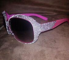 Occhiali da sole strass, Acrilico Gemme, da Donna Diamante Eyewear, cristalli, Festa
