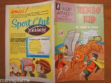 Superman Nembo Kid Albi del falco n 311 nel mondo di domani 1-4-1962 mondadori