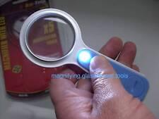 Lupa Lupa 5x Luz LED Nuevo