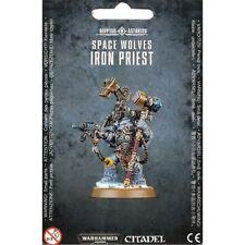 Iron Priest Space Wolves Warhammer 40K NIB Flipside